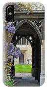 St. Cross Arches IPhone Case