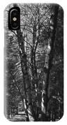 St-denis Woods 2 IPhone Case