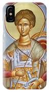 St Dimitrios The Myrrhstreamer IPhone Case
