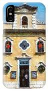St. Francis Xavier Chapel Macau IPhone Case