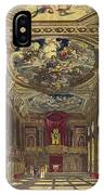 St. Georges Hall, Windsor Castle IPhone Case