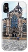 St. Giles Cathedral IPhone Case