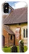 St James Ashmansworth IPhone Case