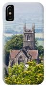 St James Church Shaftesbury IPhone Case