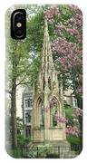 St. John The Divine Grounds IPhone Case