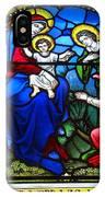 St Johns Church Wash Dc . IPhone Case