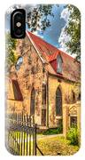 St. John's Reformed Episcopal Church IPhone Case