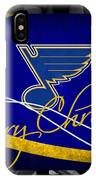 St Louis Blues Christmas IPhone Case