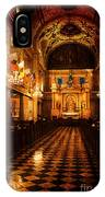 St. Louis Cathedral New Orleans - Textured IPhone Case
