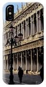 St. Mark's Square Venice Italy IPhone Case