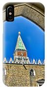 St Marks Tower - Venice Italy IPhone Case