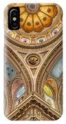 St. Mary Of The Angels Splendor IPhone Case