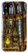 St Matthias Church Interior IPhone Case