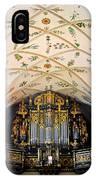 St Michael's Bamberg IPhone Case