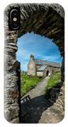 St Patrick Arch IPhone Case