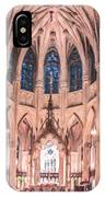 St Patricks Cathedral New York Usa IPhone Case