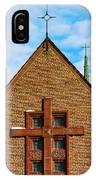 St Patricks Church IPhone Case