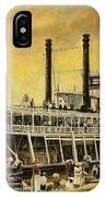 St. Paul Steamboat IPhone Case
