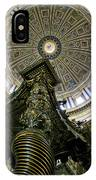St. Peter's Basilica Dome IPhone Case