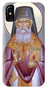 St Porphyrios The Kavsokalyvitis IPhone Case