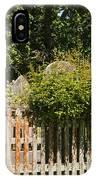 St. Stephen's Gravesite IPhone Case