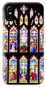St Thomas The Apostle Church Heptonstall IPhone Case