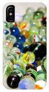 Stack Of Marbles IPhone Case