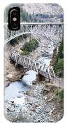 Stacked Bridges IPhone Case