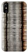 Stacked Coins IPhone Case