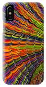 Stacked Colors IPhone Case