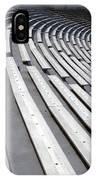 Stadium Bleachers IPhone Case