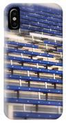 Stadium Stalls IPhone Case