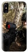 Staff Sergeant Hydrates IPhone Case