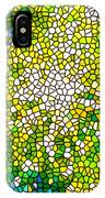 Stained Glass Beautiful Fireworks IPhone Case