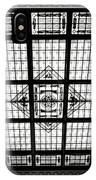 Stained Glass Hoboken Terminal IPhone Case