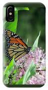 Marvelous Monarch IPhone Case