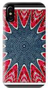 Stained Glass Lace - Kaleidoscope IPhone Case