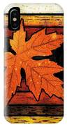 Stained Glass Template Since I Fell For You IPhone Case