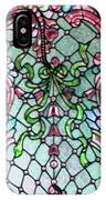 Stained Glass Window -2 IPhone Case