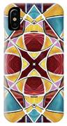 Stained Glass Window 5 IPhone Case