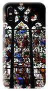 Stained Glass Window I IPhone Case