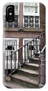 Staircase And Shutters IPhone Case