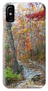 Staircase To Fall IPhone Case