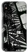Stairs And Shadows IPhone Case