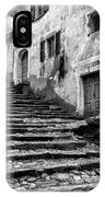 Stairs To Lavertezzo IPhone Case