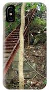 Stairs To Nowhere IPhone Case