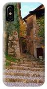 Stairs To The Village IPhone Case