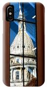 Stairway Dome Reflection IPhone Case