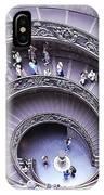Stairway In Vatican Museum IPhone X Case
