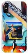 Stairway To The Masters II IPhone Case